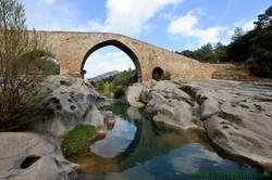 Pont romànic de Pedret