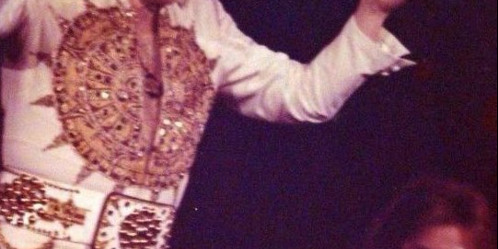 Elvis' Valet Dean Nichopoulos Talk with Meet and Greet (2)