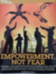 empowermet, not fear