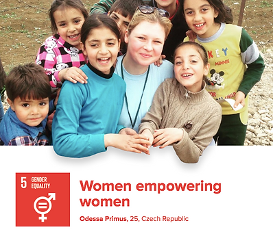 Odessa Primus   Women empowering women