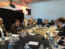 High level politico AI Summit in Brussels