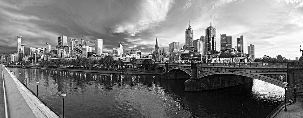 Melbourne Dawn - LIMITED EDITION