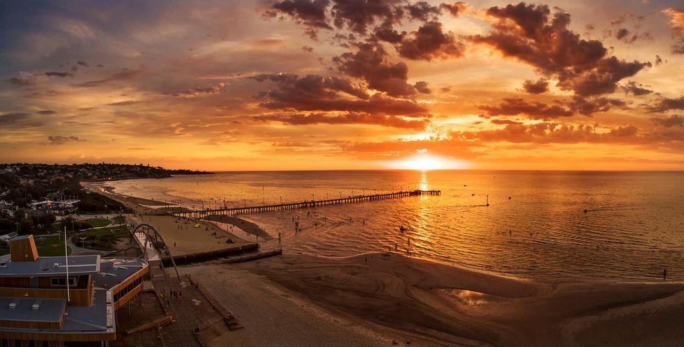 Frankston Pier Sunset