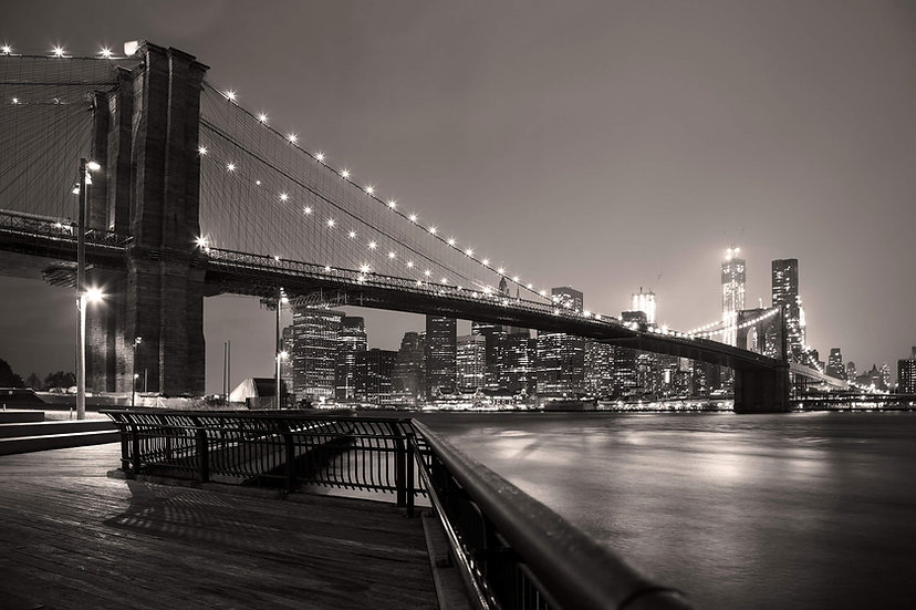 Return To Brooklyn Bridge - LIMITED EDITION