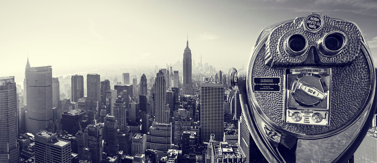 NYC from 30 Rock