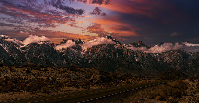 Sierra Sunsets