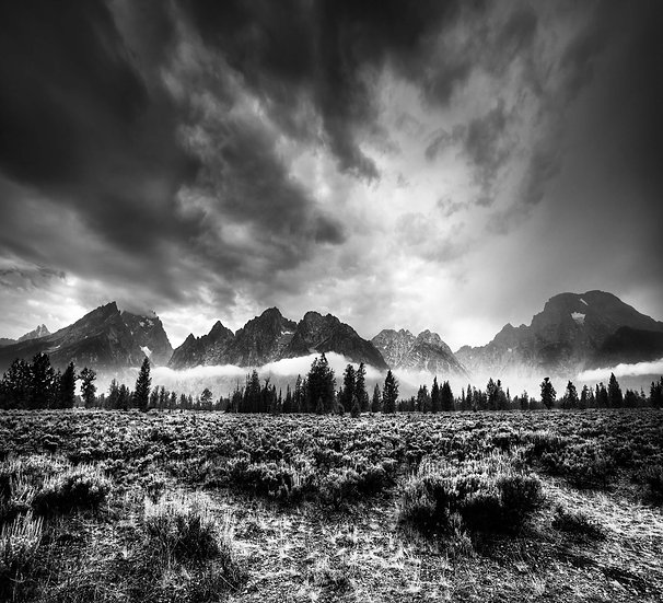 Grand Teton NP - LIMITED EDITION