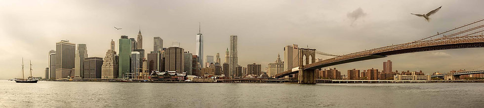 New York City Cityscape - LIMITED EDITION