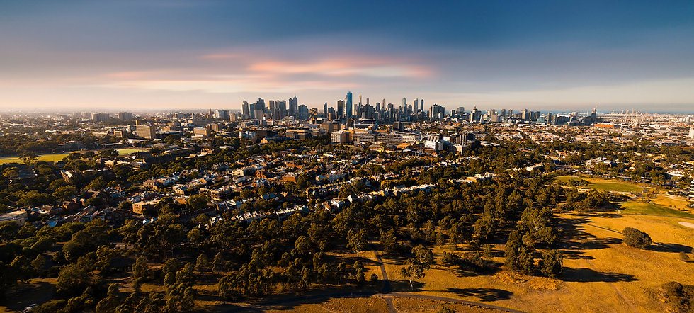 Morning Melbourne - LIMITED EDITION