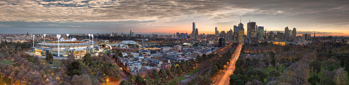 Melbourne On The Park