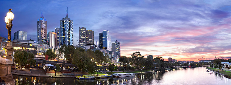 The Yarra River