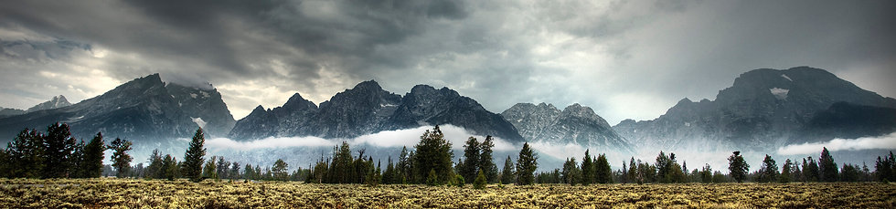 Grand Tetons - LIMITED EDITION