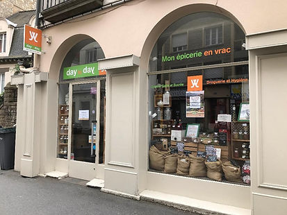 Tawashi Créa'Twin chez Day by day Rennes. Modèle double-faces et demi-citron vert.