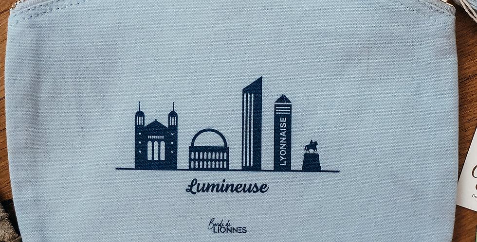 LA GRANDE LUMINEUSE - EN BLEU