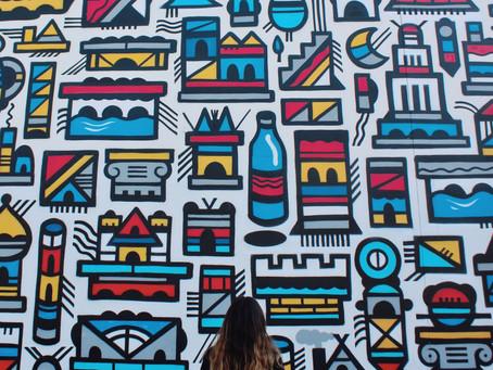 Les murs colorés de Gerland 🖌