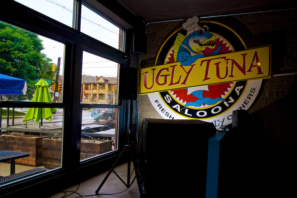 Ugly Tuna Saloona