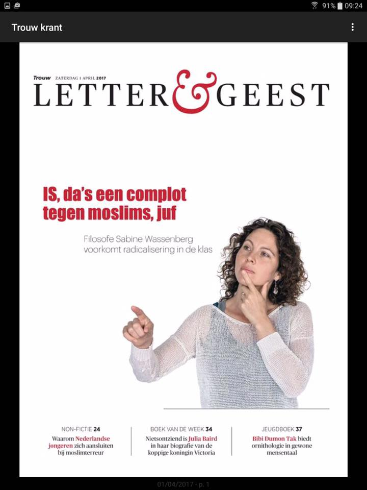 Kinderlogica in Letter&Geest 1-4-17
