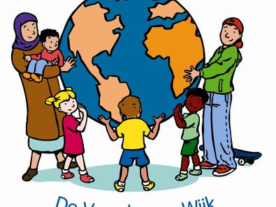 Goede gesprekken in de Kinderraad Volewijck