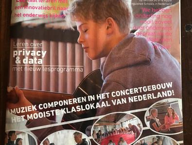 Mooi artikel in Prima Onderwijs
