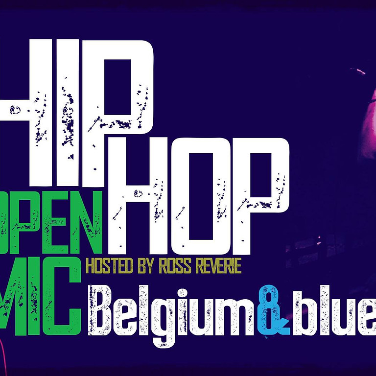 Hip Hop Open Mic at B&B
