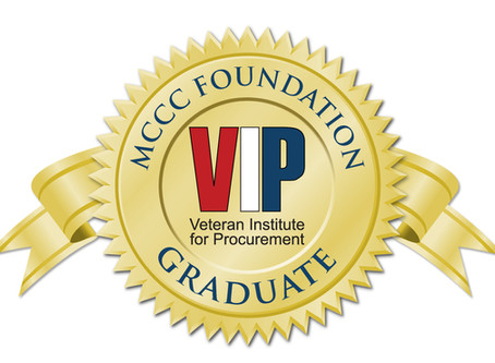Robinson Consulting Group receives Veteran Institute for Procurement START Certification