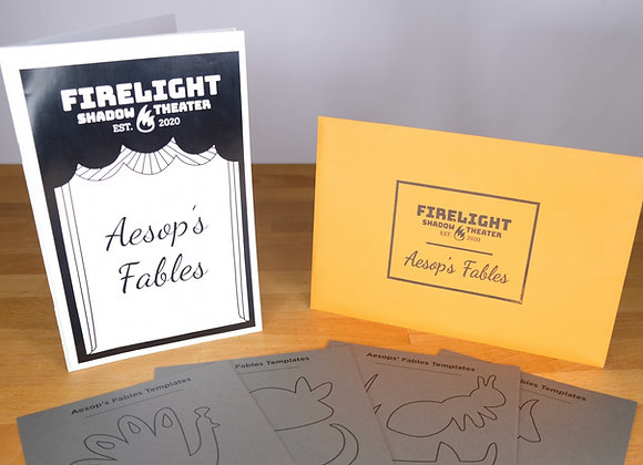 Aesop's Fables Story Pack