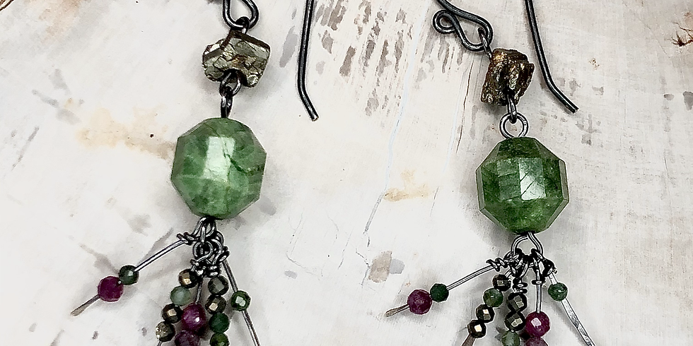 Free Class: Holiday Party Earrings