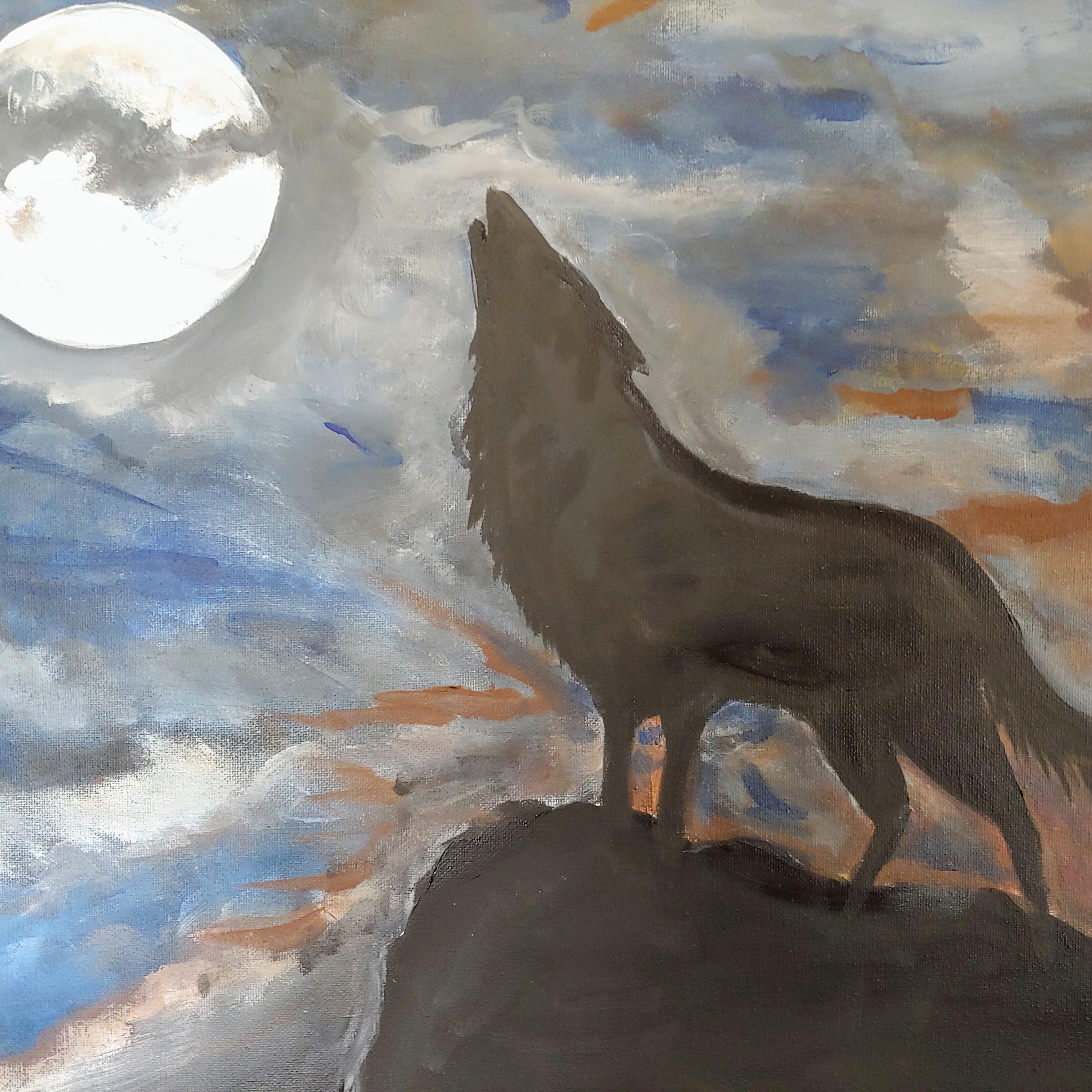 Paint & Sip Class~Wildlife Oct 22nd