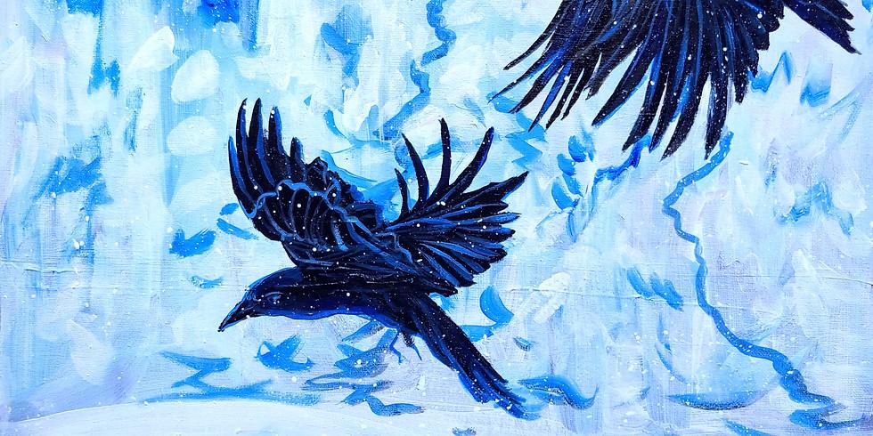 """Winter Ravens"" @ Online Interactive"