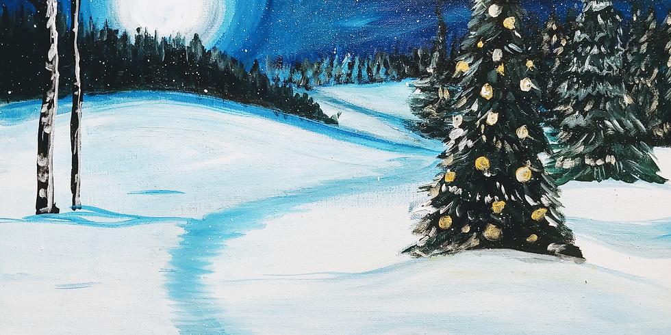 """Winter Wonderland"" @ Teton Springs Resort"