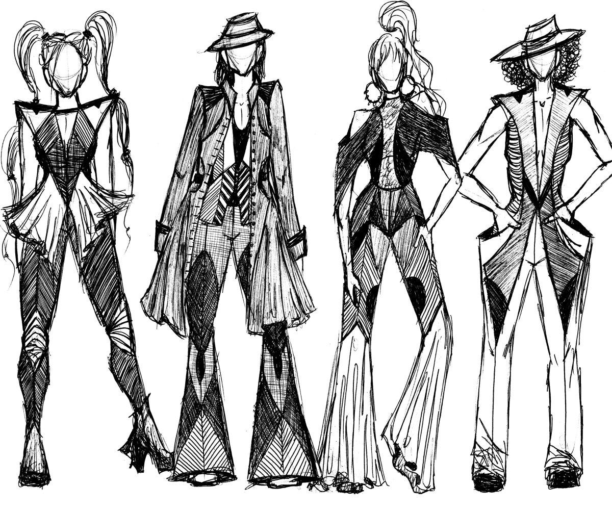 Custom Fashion Illustration Consultation