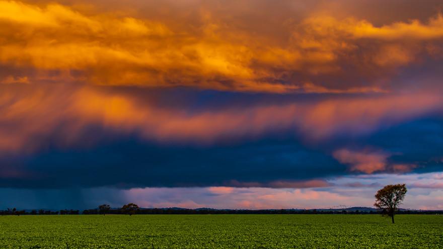 Lockhart Road Sunset