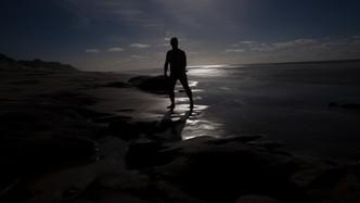 Moonlight shoots at Broadwater Beach