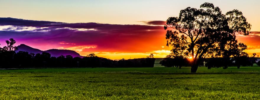 Kengal Sunset
