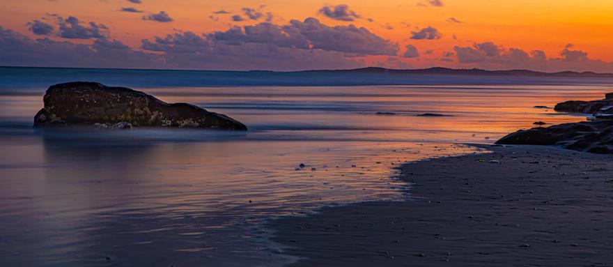 Broadwater Sunset