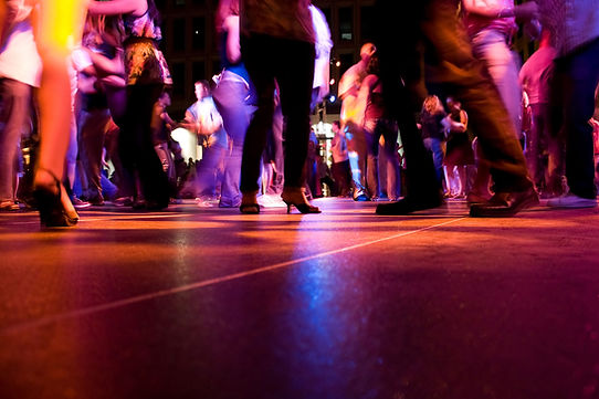 Ballroom Dance Floor
