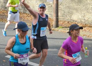 Ballintotis Fit4 Life Runners Enjoy Dublin City Marathon