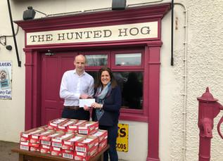 Hunted Hog Race Sponsorship