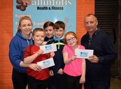 Ballintotis Health & Fitness Support Ballintotis 5 Mile Road Race