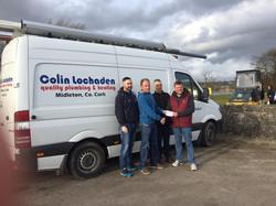 Colin Lochaden Plumbing