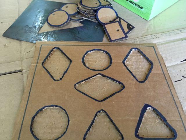 Pizza Box Repurposed