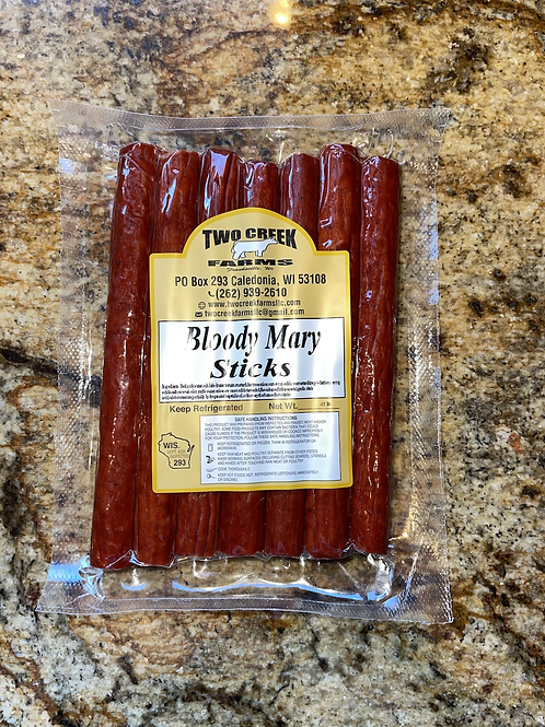 Beef Sticks - Bloody Mary