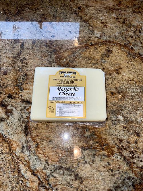 Mozzarella Block Cheese