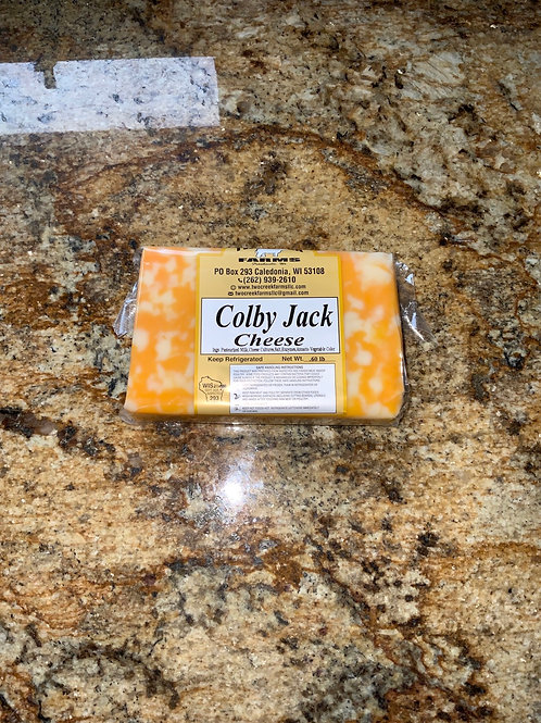 Colby Jack Block Cheese