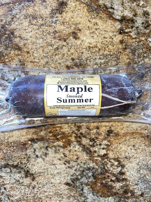 Summer Sausage - Maple