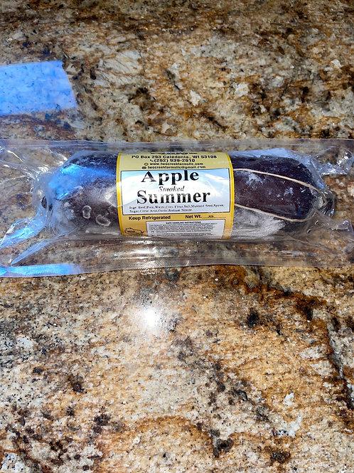Summer Sausage - Applewood Smoked