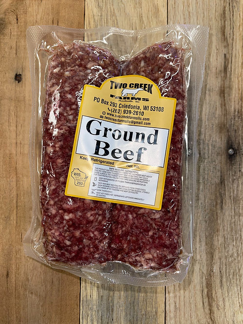 Ground Beef - 2lbs Packages