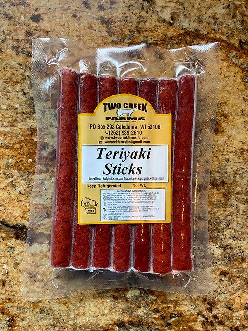Beef Sticks - Teriyaki