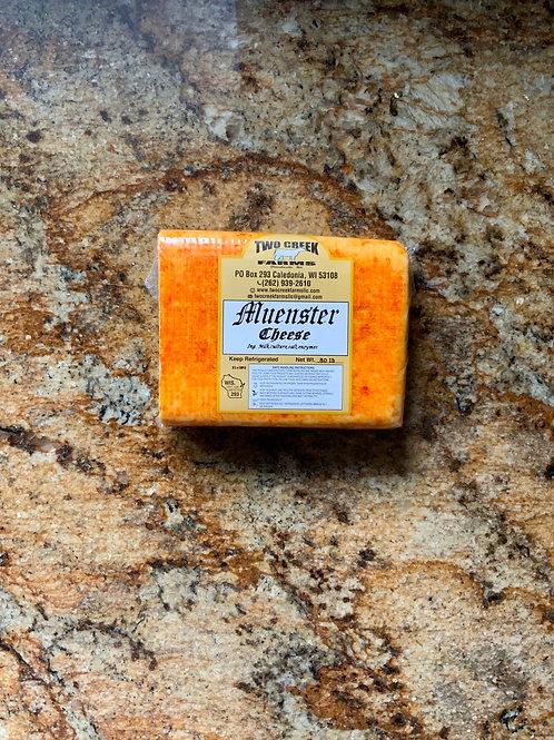 Muenster Block Cheese