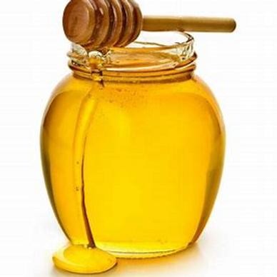 1 lb Jar Raw Honey